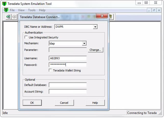 How to Collect TSET (export & pack) in Teradata - Mohammad